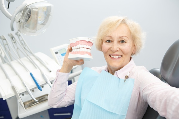 Implant Supported Dentures Can Solve The Problem Of Missing Teeth